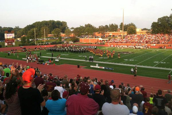 High School Football and Evangelism