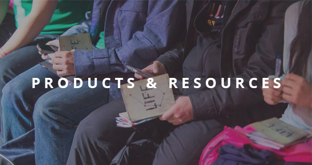 Dare 2 Share Youth Conference - Products & Resources