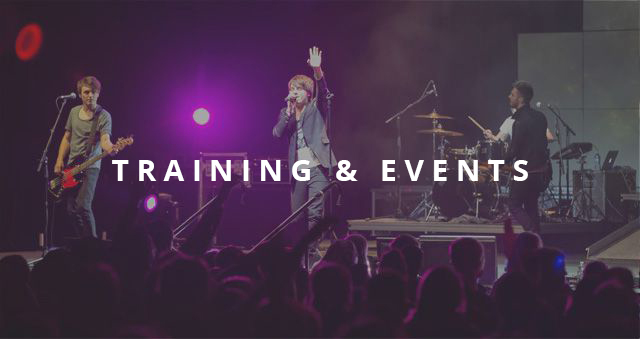 Dare 2 Share Student Conference - Training & Events link