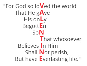 John 3:16 - The Ultimate Valentine