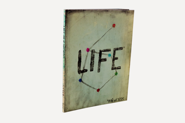 Check out the Life in 6 Words outreach book