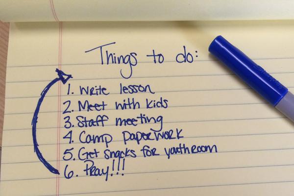 5 Keys to Nurturing a Faith-Sharing Focus