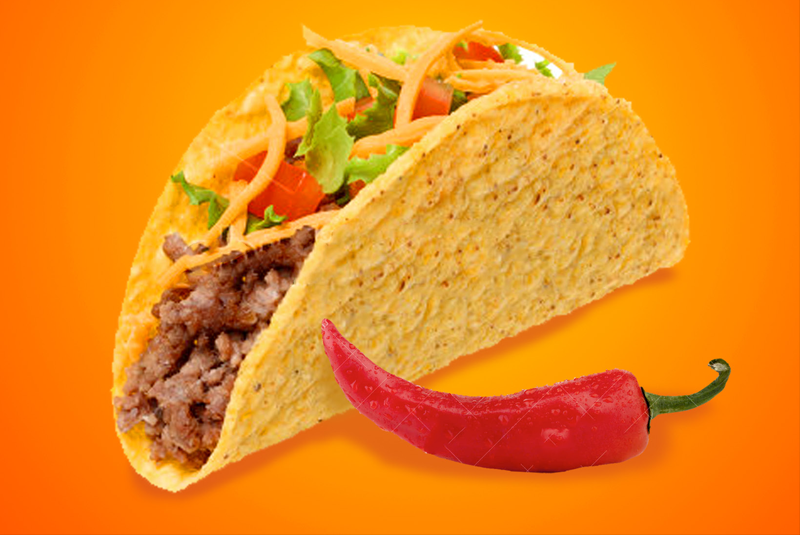 A Gospel Advancing Ministry is like a taco