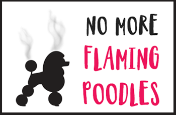 No More Flaming Poodles Webinar