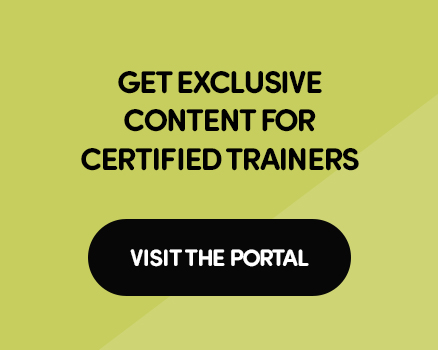 Certified Trainer Portal Login