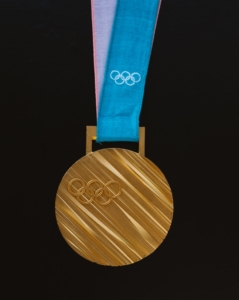 When we trust in Jesus, we can live our lives for more than a gold medal.