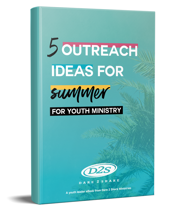 Summer Ideas for Youth Ministry