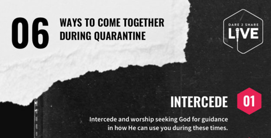 6 Ways to Come Together During Quarantine