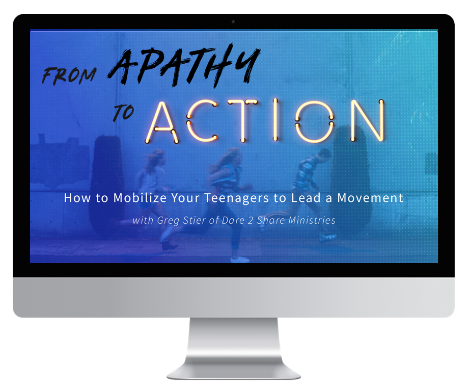 From Apathy to Action - April 2