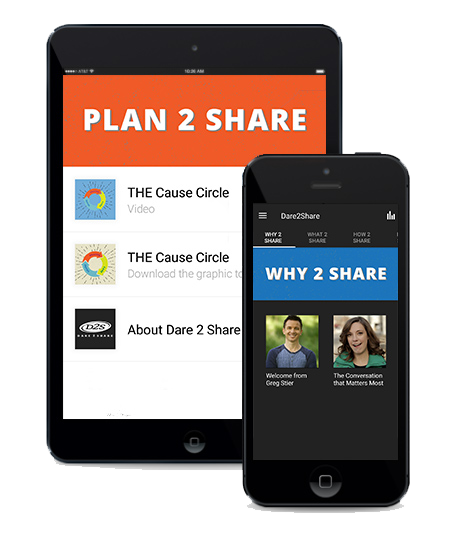 D2S Evangelism Mobile App