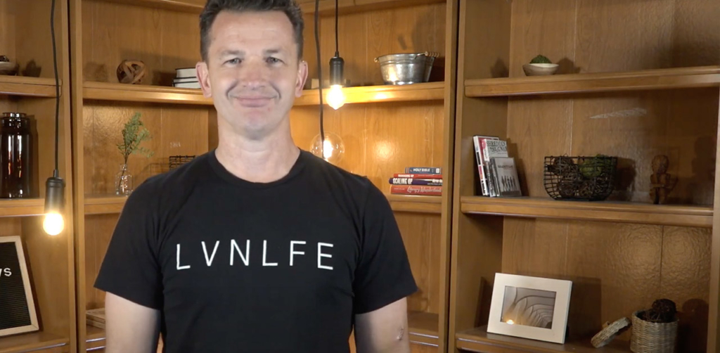 """Greg Stier teaches on the word """"Life"""" from the Life in 6 Words acrostic on the Gospelize with Greg Stier Podcast"""