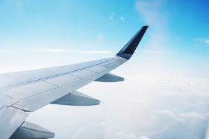 airplane, flight, chandigarh