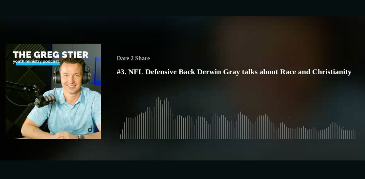 NFL Defensive Back Derwin Gray Interview with Greg Stier